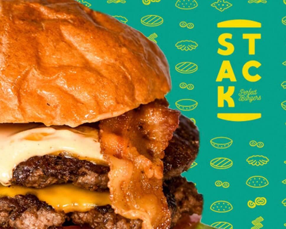 stack hamburguesa fin de semana