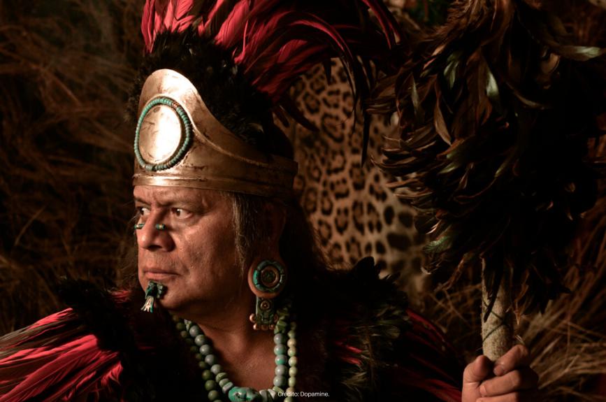 Moctezuma hernán azteca 7