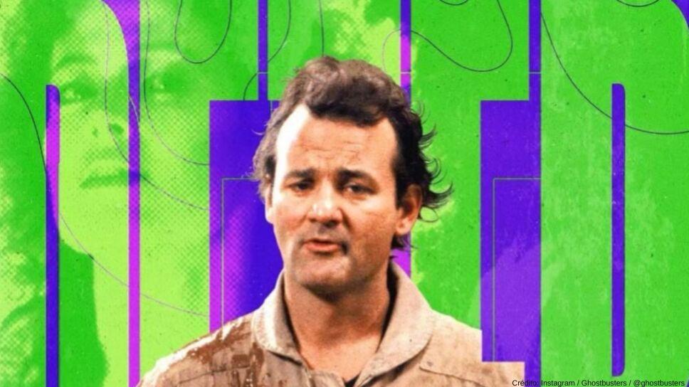 Bill Murray confirmó su participación en la nueva de Los Cazafantasmas.