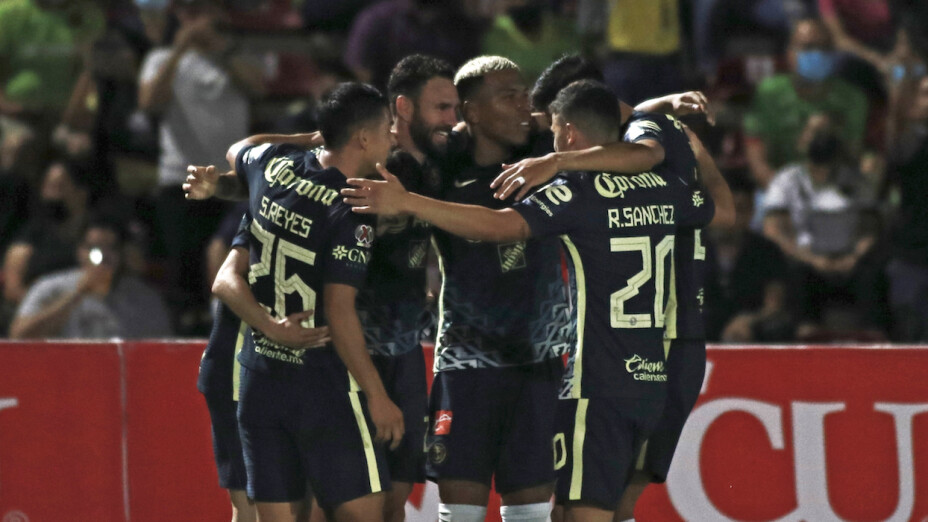 América vs F.C. Juárez Águilas son líderes