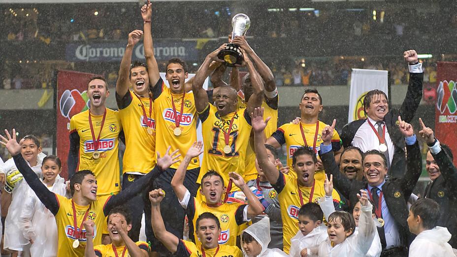 La épica remontada del América en Clausura 2013