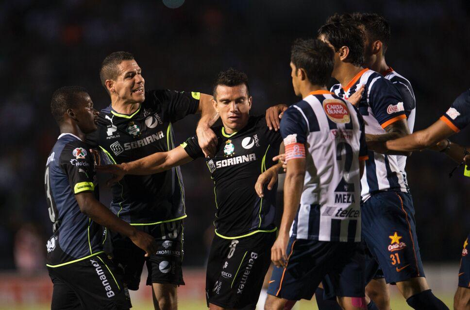 Rayados es el odiado rival de Santos