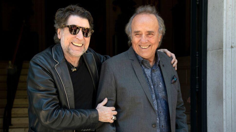 """Joan Manuel Serrat And Joaquin Sabina Present """"No Hay Dos Sin Tres"""" Tour"""