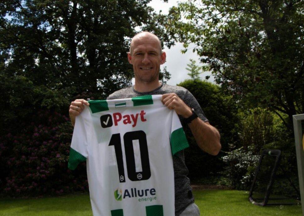 Robben usará la 10