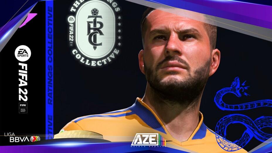 FIFA 22 top 10 liga MX