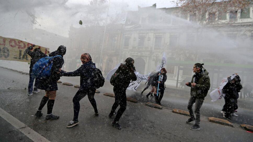 protestas chile jóvenes3