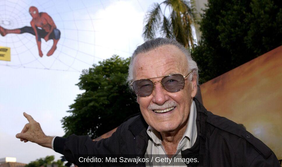 Stan Lee platinum