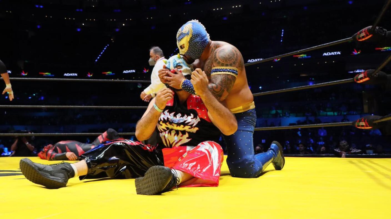 AAA vs Empresa Triplemania 29