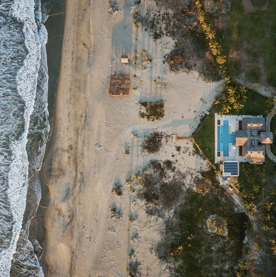 Casa kundavi puerto escondido oaxaca