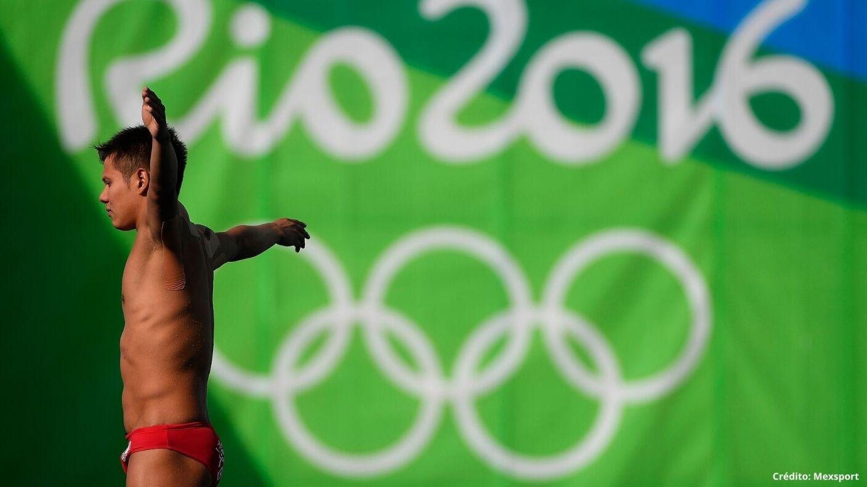 6 medallistas mexicanos en Río 2016 Juegos Olímpicos.jpg