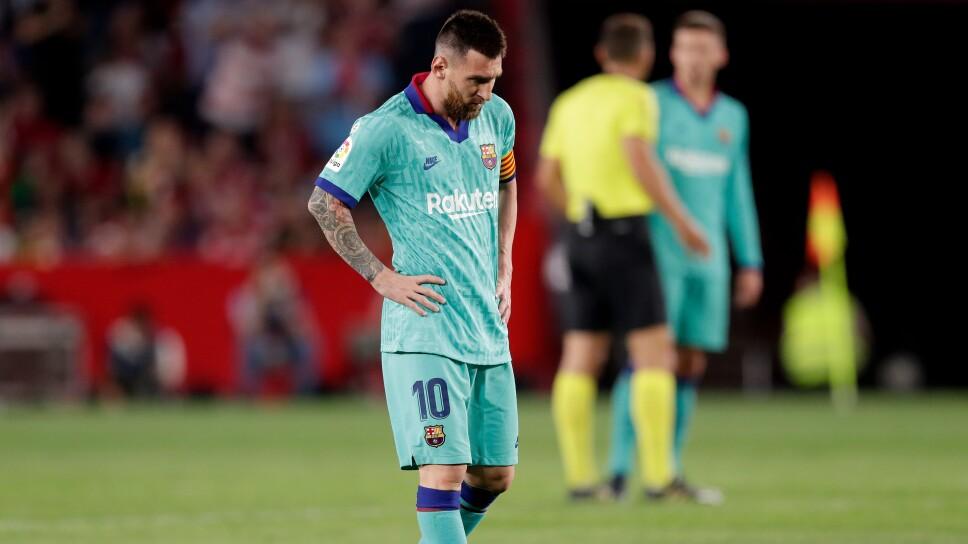 Granada v FC Barcelona - La Liga Santander