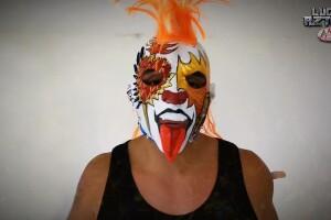 Psycho Clown luchador de AAA