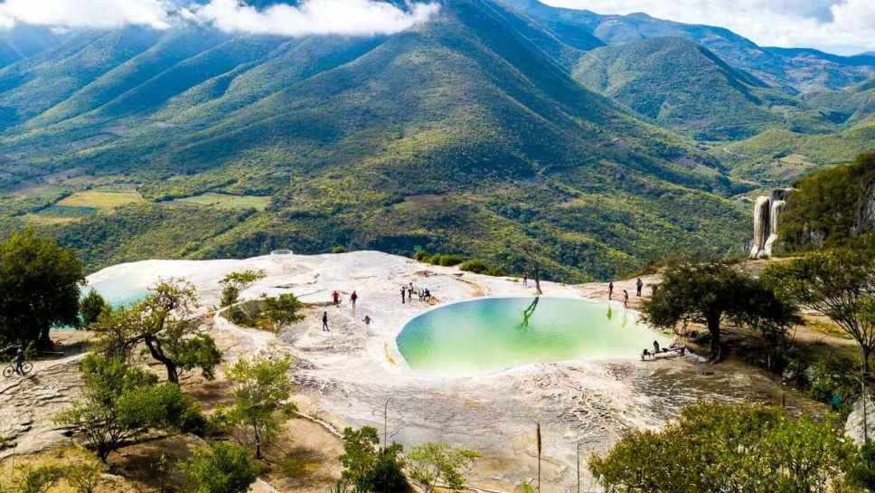 Hierve el Agua, Oaxaca, cerrará definitivamente para turistas