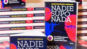 Presentación Libro Nadie Supo Nada de Jorge Fernández Menénde