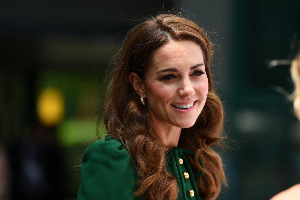 Así es la rutina de belleza de la duquesa Kate Middleton