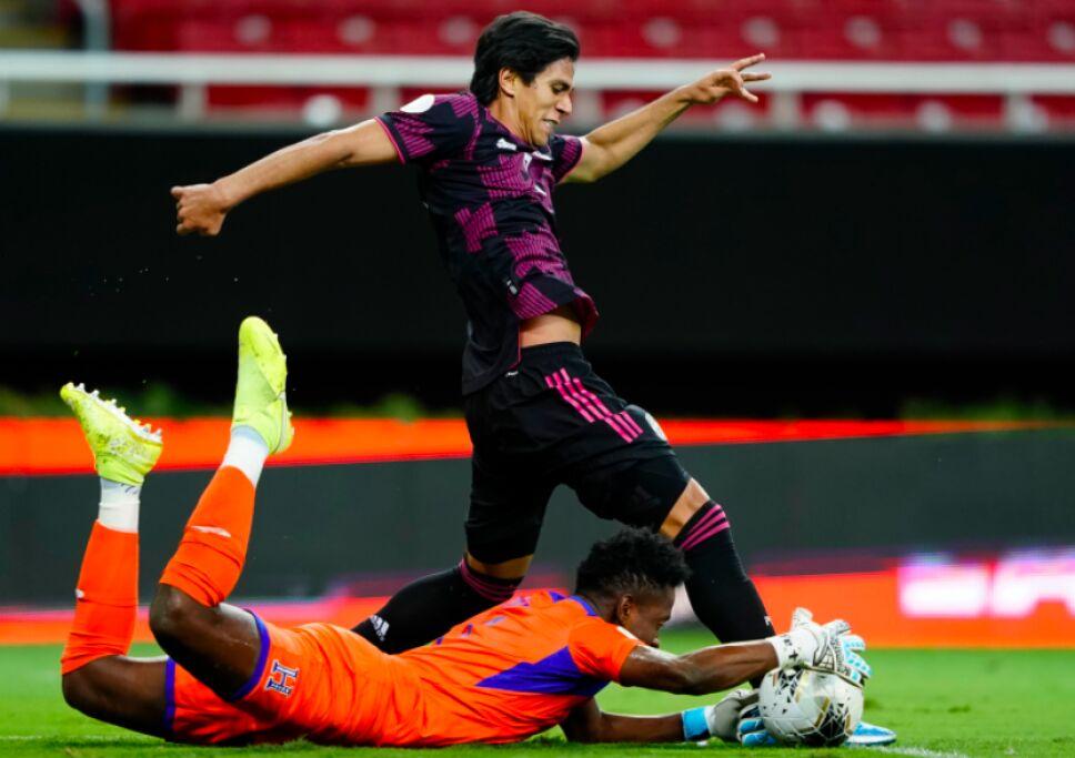 Selección Mexicana Sub 23 vs Honduras Final preolímpico