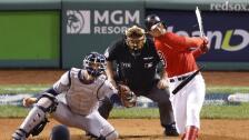 Astros Medias Rojas MLB