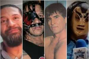 Luchadores que han perdido un ojo