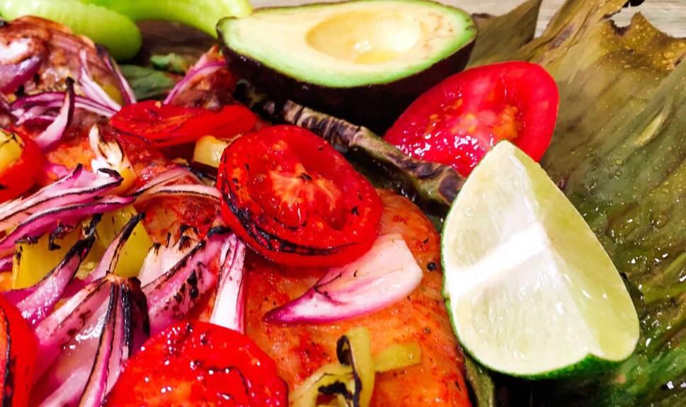 Receta Pescado Tikin Xic Cocineros Mexicanos
