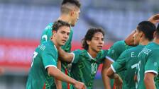 Selección mexicana jugadores prometedores