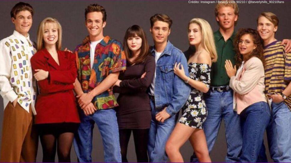 Los actores de Beverly Hills 90210 se han visto rodeados de polémica.