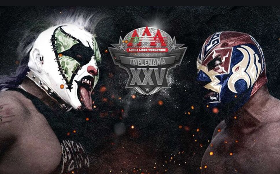 Psycho Clown y Dr. Wagner Jr.