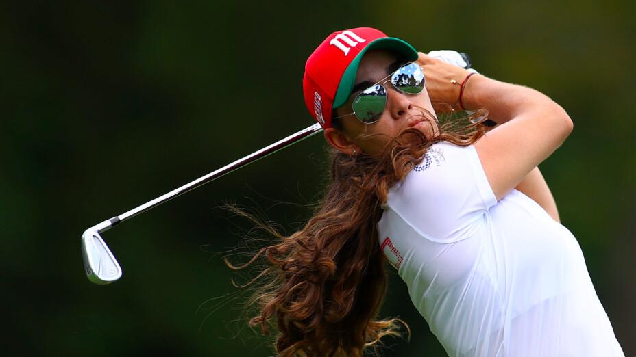 Gaby Lopez y Maria Fassi golf Tokio 2020