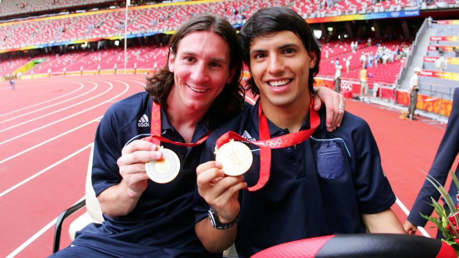 La magia de Lionel Messi en los Juegos Olímpicos 2008