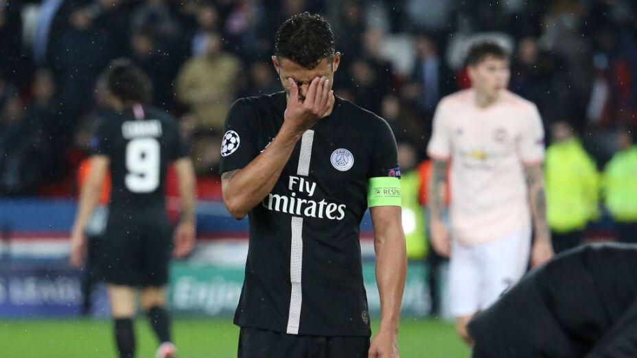 Thiago Silva se irá del Paris Saint Germain