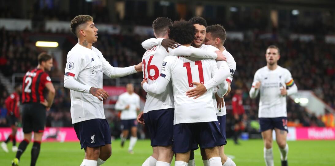 Bournemouth vs Liverpool