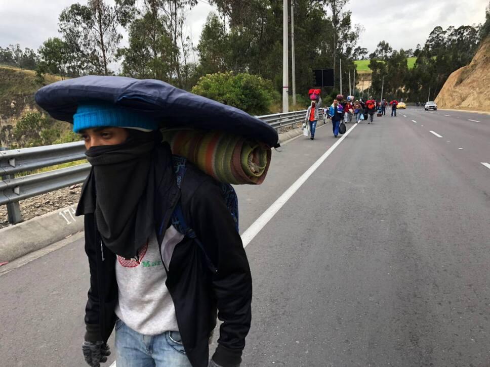 inmigrantes venezolanos 2
