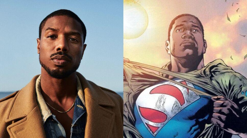 Michael B. Jordan desarrolla nueva serie de Superman