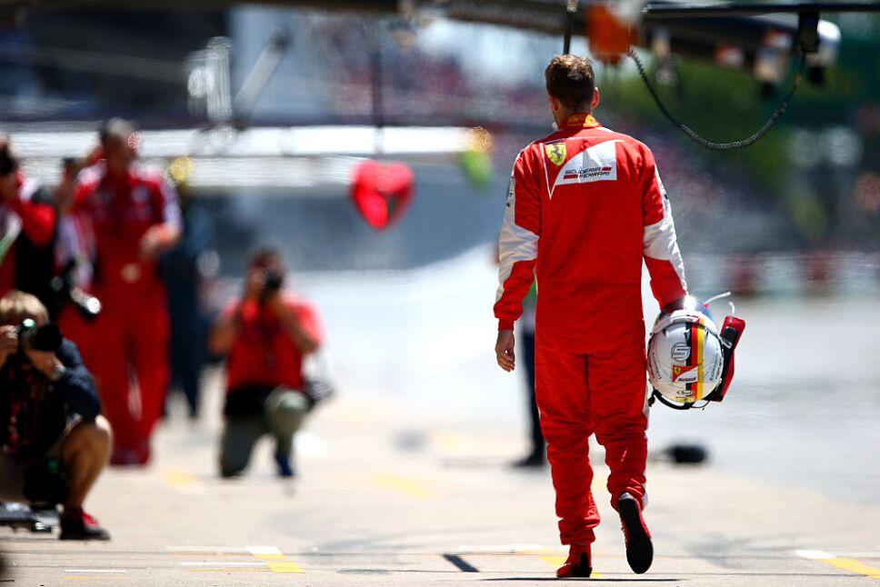 Vettel reconoce que podría abandonar la Fórmula Uno