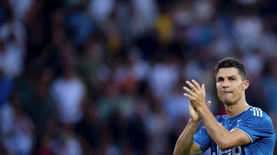 Cristiano Ronaldo emotiva despedida