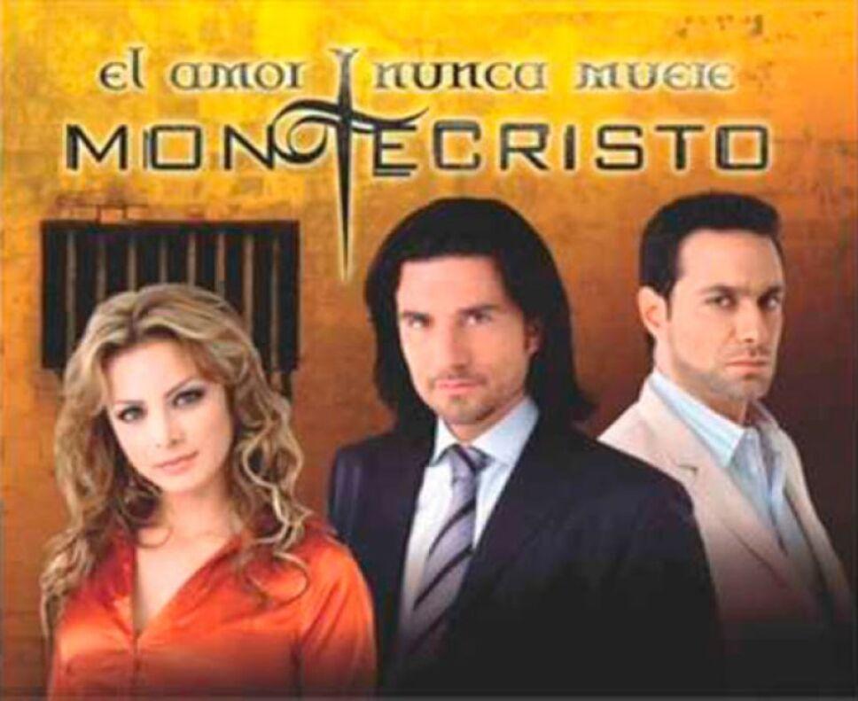 Poster novela Montecrristo Foto Especial