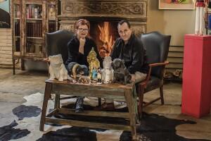 Cheryl Finnegan +  Jaime Shelley
