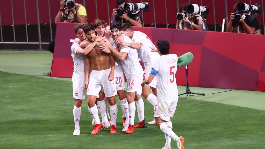 Selección de España en Tokyo 2020