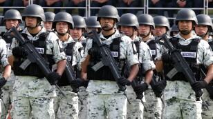 Ceremonia de Entrega de Nombramientos de la Guardia Nacional