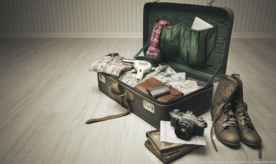 ddc cosas maleta