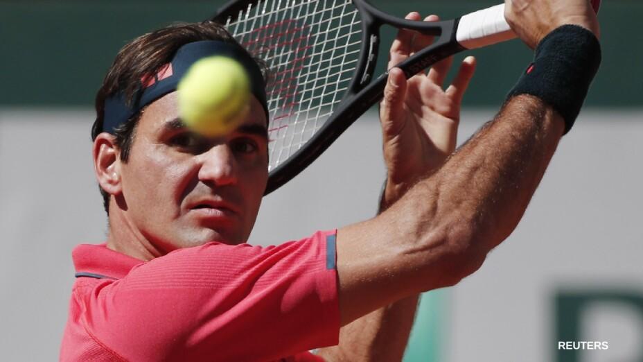 Roger Federer en París