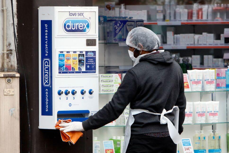 Condones Durex registran un aumento en ventas en EUA