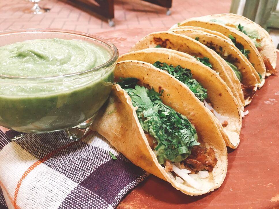 tacos de suadero, cocineros mexicanos