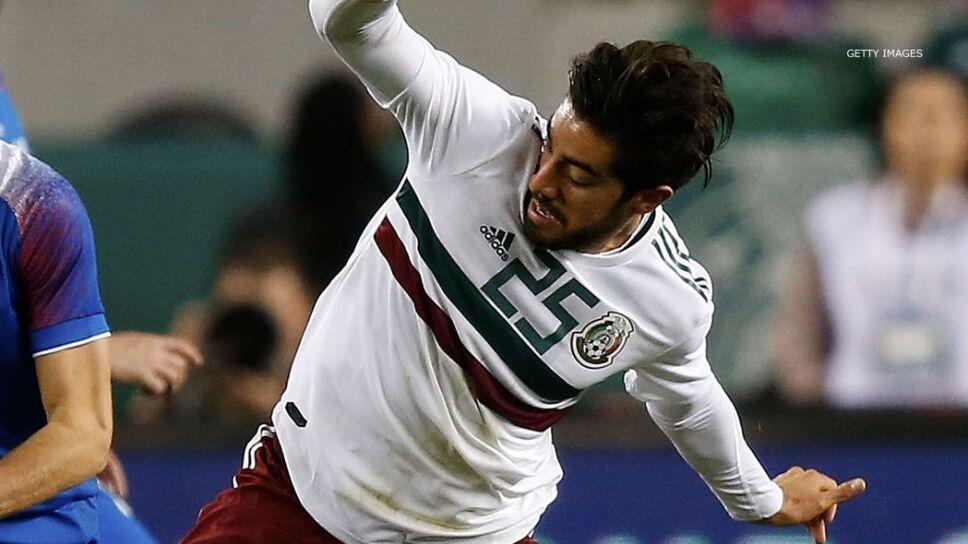 Pizarro de la Selección Mexicana