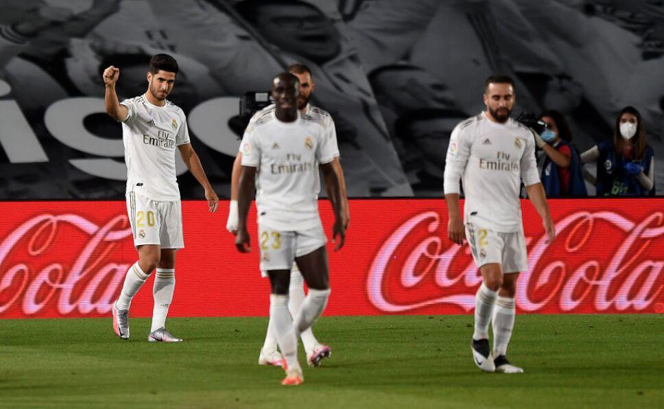 Real Madrid derrotó 2-0 al Valencia