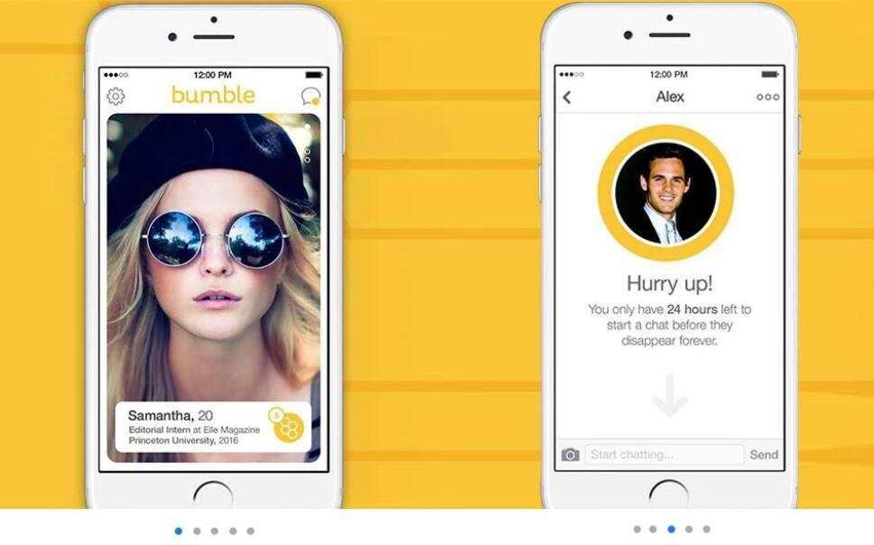 Fotos: Screenshots de la app