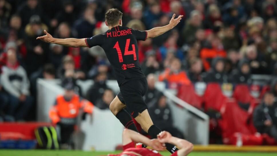 Liverpool FC v Atletico Madrid