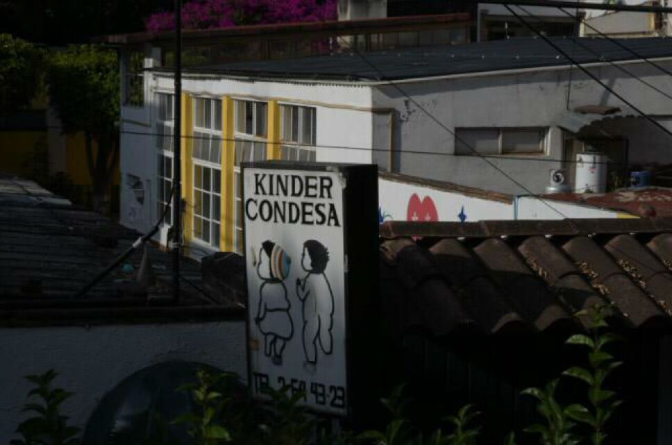 Kinder Condesa / Foto: Archivo