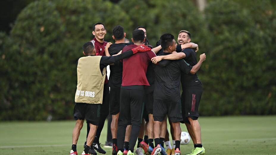 Selección Mexicana vs Trinidad y Tobago alineaciones confirmadas