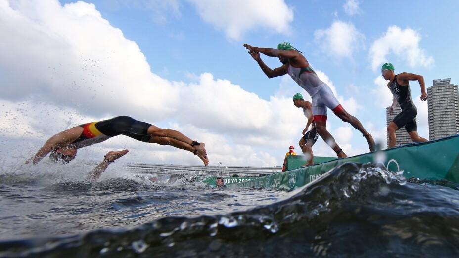 Crisanto Grajales en los Juegos Olímpicos de Tokyo 2020