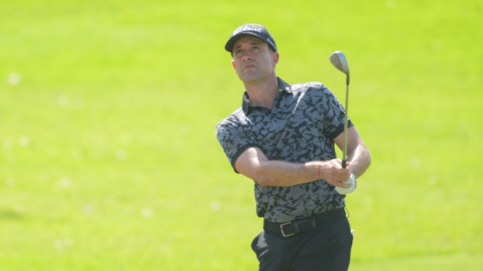Alex Rocha busca su segundo triunfo consecutivo ya que viene de ganar el Estrella del Mar Open del PGA Tour Latinoamérica
